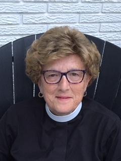 The Reverend Canon Betty Jordan